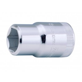 """Llave de vaso 1/2"""" hexagonal 8mm"""