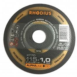 Disco de Corte 115x1
